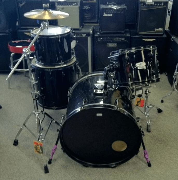 How to make cheap drums sound better