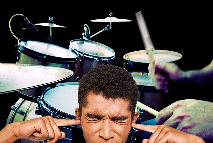 Can drums cause hearing loss?