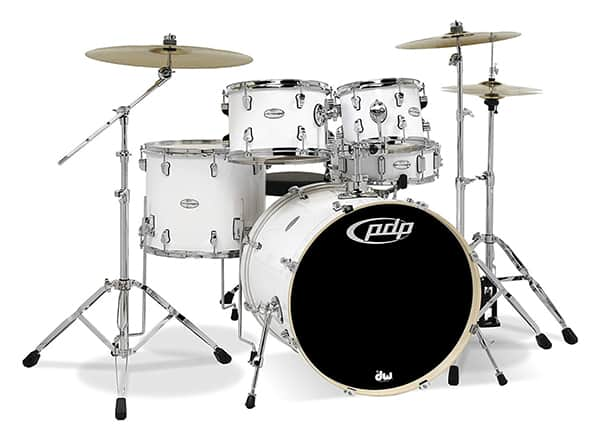PDP Mainstage Kit in White