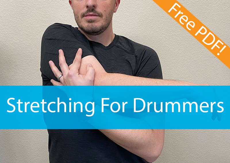Stretching for Drummers to Avoid Injury
