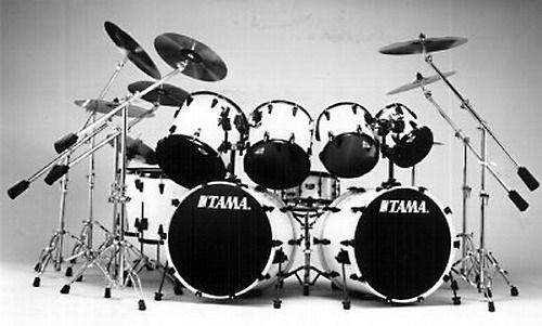 Lars Ulrich Kit from the 90s