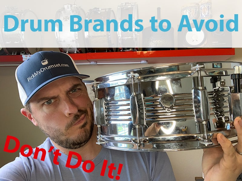 Drum Brands to Avoid