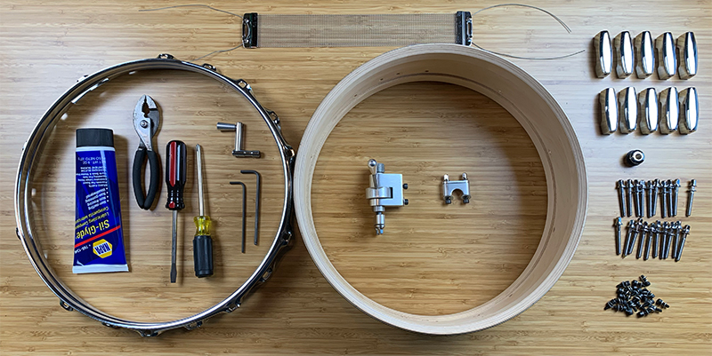 Drum assembly